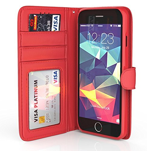 iPhone-6-Plus-Case-ImpactStrong-Leather-Wallet-Cover-Flip-Folio-Wallet-Card-Slot-Holder-Drop-Protection-Synthetic-L-B01DG8F1VK