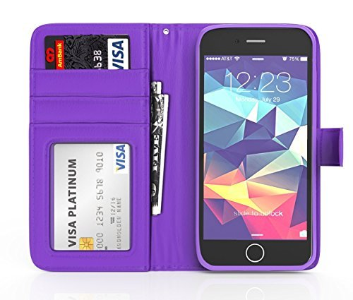 iPhone-6-Wallet-Case-ImpactStrong-Leather-iPhone-6-Wallet-Cover-Drop-Protection-Heavy-Duty-Wallet-Card-Slot-Hol-B01DG7BYGM
